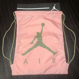 Air Jordan Girls String Backpack